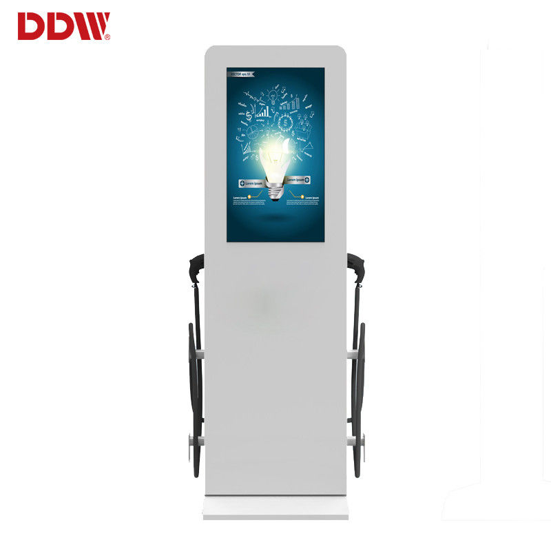55 inch 1920x1080 Outside Electric Vehicle Charging Digital Signage Advertising Player ISO90011920x1080 DDW-AD5501S